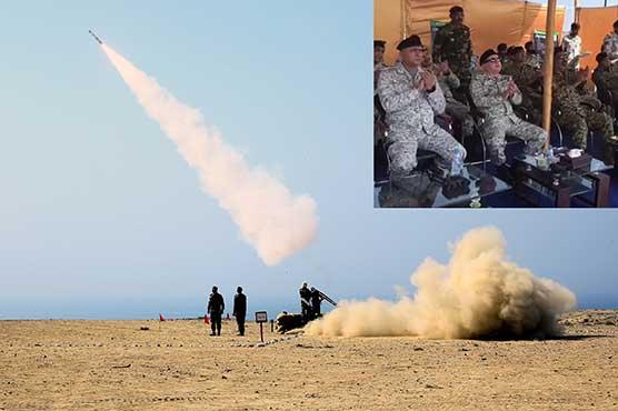 Naval Chief visits coastal area, reviews operational readiness