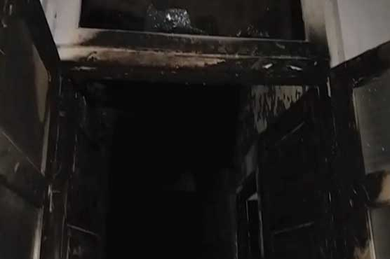 Mysterious fire damages speaker house in Punjab Assembly