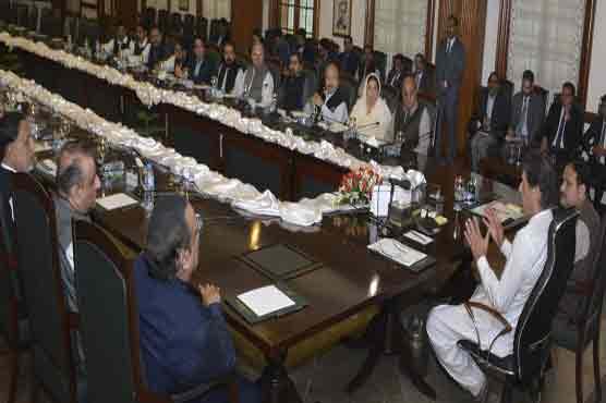 PM Khan urges Punjab cabinet to work tirelessly for implementation of 100 days agenda