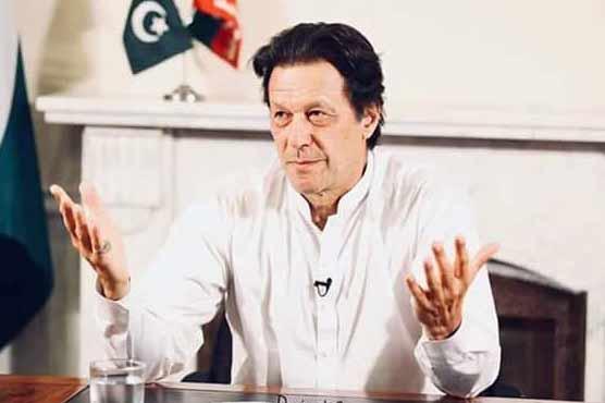 Imran puts 100 Days Agenda on top of the list