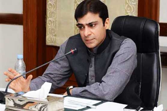 Hamza Shahbaz backs Fazlur Rehman in presidential election