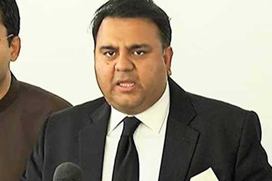 Fawad Chaudhry lauds opposition's role in presidential election