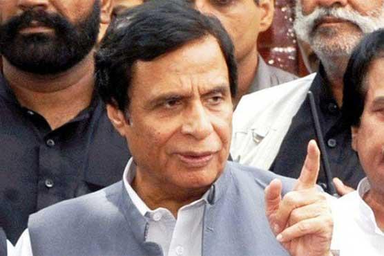 Shehbaz Sharif ruined institutions during his rule, says Pervaiz Elahi