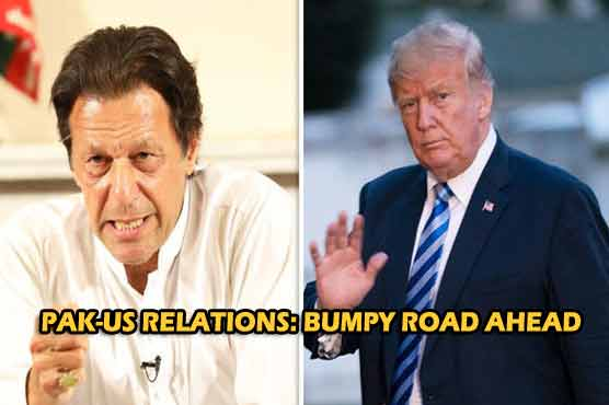 Mutual interests to drive Pak-US ties forward: Foreign minister