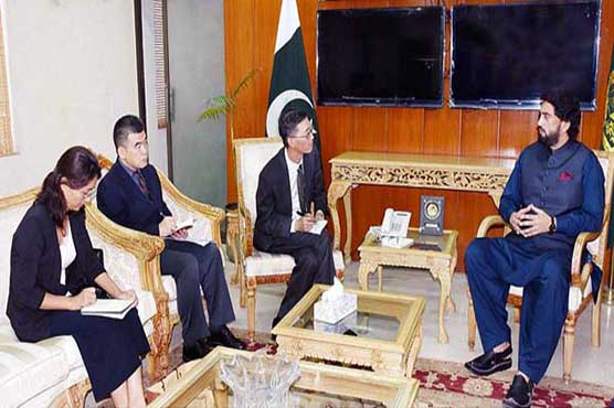 Pakistan, China agree to further strengthen security ties