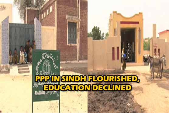 Deteriorating educational system in Thar: time to gain conscious PPP