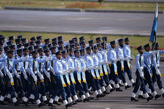 Nation celebrates Air Force Day today