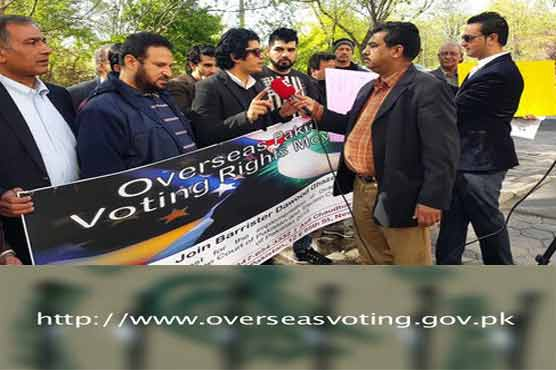 Internet voting unable to fetch attention of overseas Pakistanis, some thousands registered