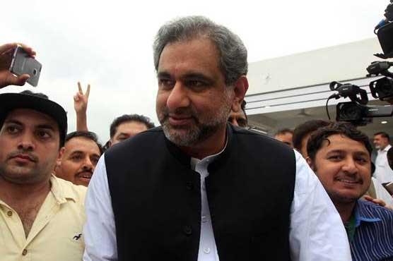 Dams cannot be built through talks, donations: Abbasi