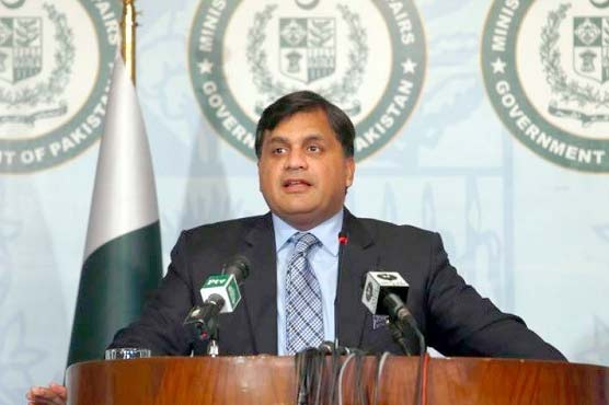 CPEC - national priority of the govt, says Foreign Office