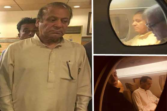 What is parole - How long can Sharifs stay over the special grant?
