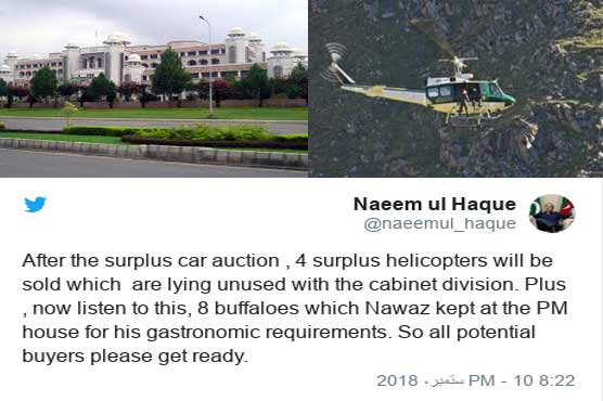 Auctioning the helicopters – Who will buy the scrap?