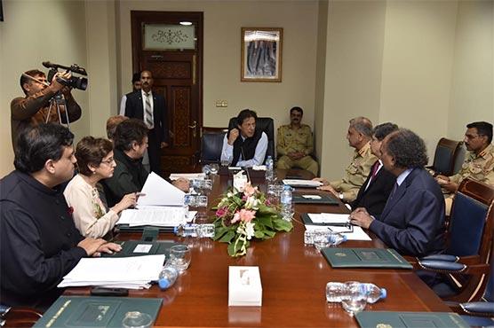 Pakistan wants durable peace in the region: PM Imran