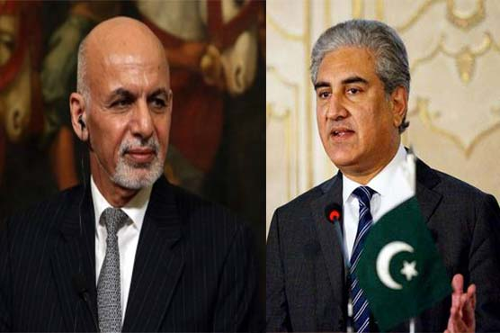 Qureshi reiterates Pakistan's support for Afghan Govt's efforts to restore peace