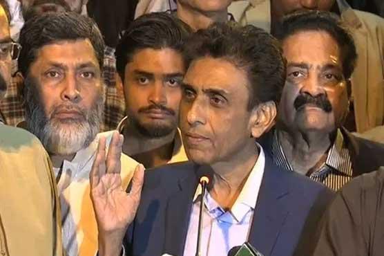 Apprised PM Imran of Karachi's woes, says Khalid Maqbool Siddiqui