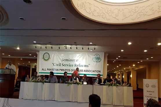 Civil service reforms by PTI and concerns of PMS officers
