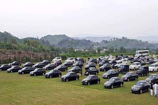 Austerity drive: 50 vehicles of PM House auctioned in two phases