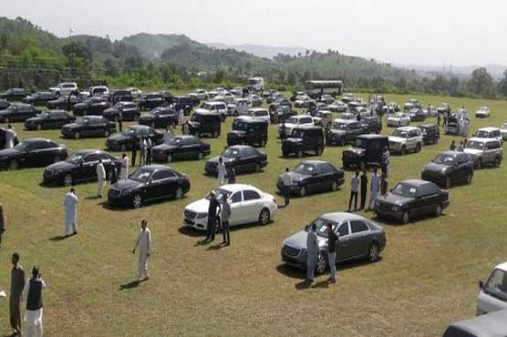 Pakistan auctions cars in austerity drive, PM Khan commutes by helicopter