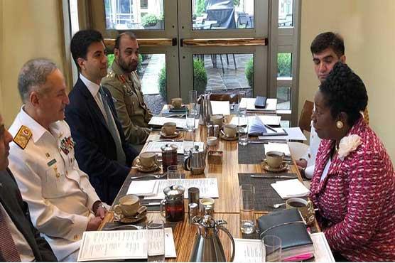 CNS meets US military, political leadership