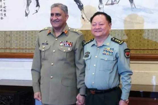 Pak-China military ties important pillar of bilateral relations: Chinese General