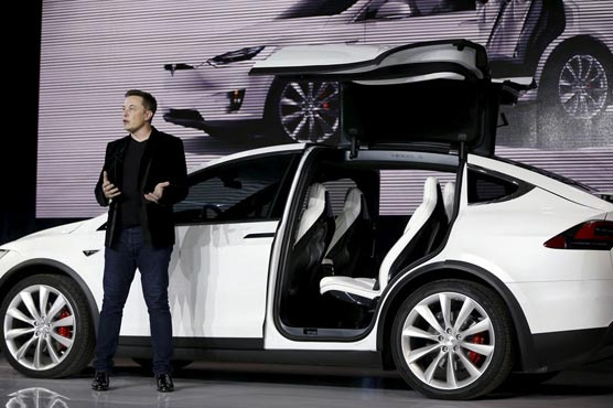 U.S. Justice Department probes Musk statement on taking Tesla ...