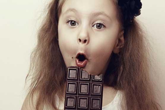 Mini Budget Rejected - Children protest against the ban on Chocolates and Drinks