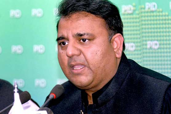 PTI respects IHC's verdict of suspending Sharifs' conviction in Avenfield reference: Fawad Ch