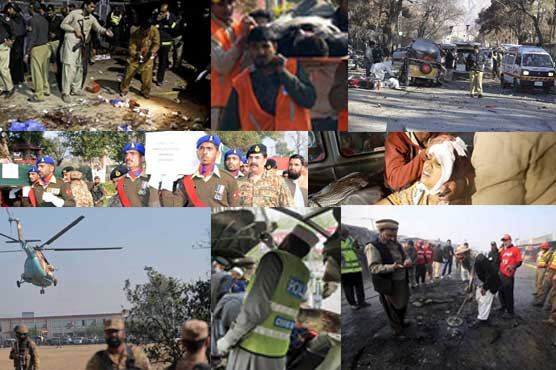 Terrorist attacks decreased by 22 percent in Pakistan: US report