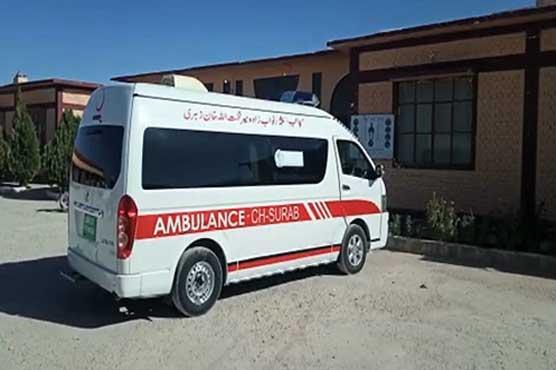 Two killed, 13 injured as bus overturns in Kalat