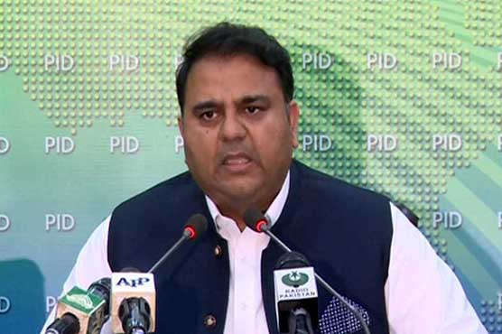 War mongering by ruling Indian elite rejected: Fawad Ch