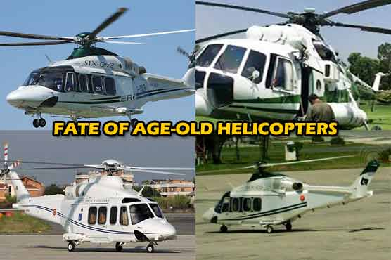 Govt. finds buyer for scrap, helicopters, but with a stringent condition