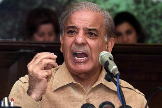 Shehbaz demands withdrawal of hike in gas tariff