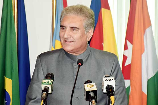 Foreign Minister Qureshi holds key meetings on sidelines of UNGA