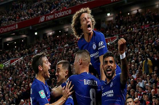 Maurizio Sarri demanding more from Chelsea 'genius' Eden Hazard