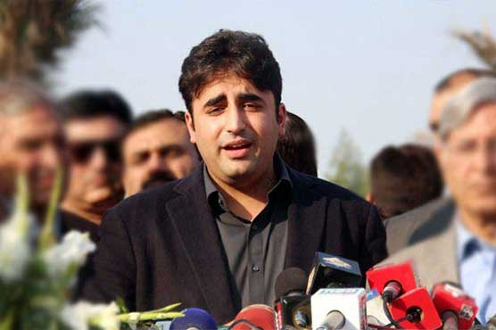 Mini budget only benefited PM's ATMs: Bilawal