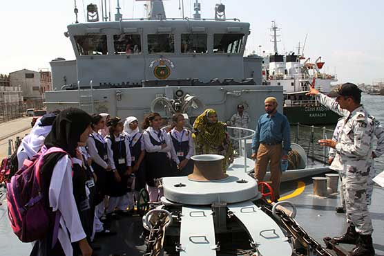 Maritime trade plays pivotal role in today's globalized world: Naval Chief