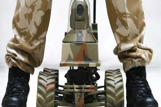 Rise of Autonomous Weapons - Algorithmic warfare is coming, Humans must retain control