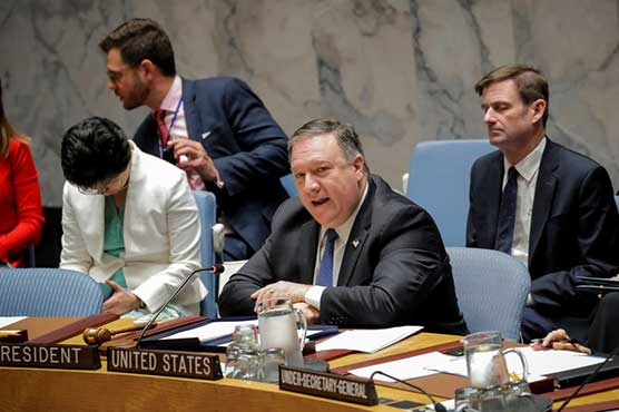 At UN, US at odds with China, Russia over North Korea sanctions