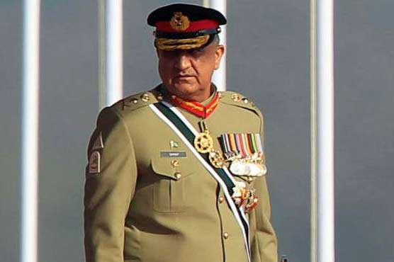 Army chief signs death warrants of 11 hardcore terrorists