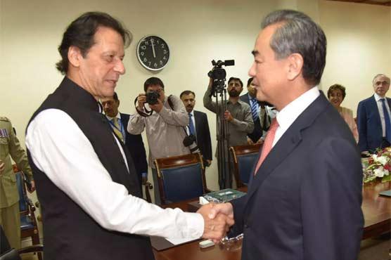 PM Imran may visit China in October
