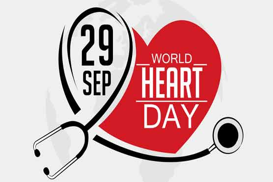 World Heart Day being observed today: Cardiac deaths escalating in Pakistan