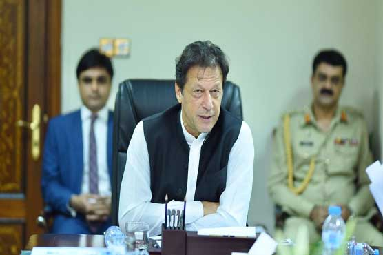 PM Imran briefed on govt's performance