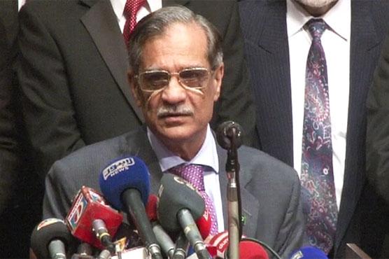 CJP reprimands PTI's lawmakers over shielding land grabber group