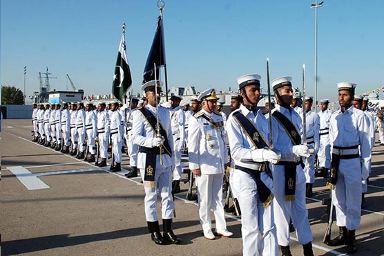 Pak Navy observes Yaum-e-Tashakkur - Pakistan - Dunya News
