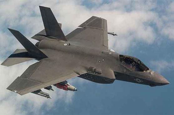 US halts 'deliveries, activities' of F-35 to Turkey
