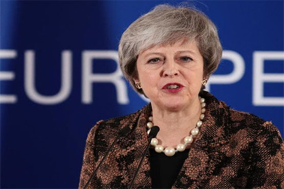 British cabinet was to gather on Tuesday seeking a way to leave EU with a deal in 10 days time
