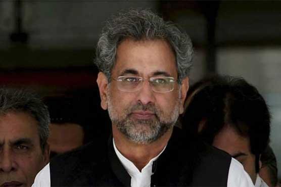 Ex-premier Shahid Khaqan appears before NAB in LNG case