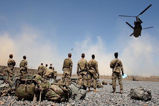Amid turmoil, NATO in Afghanistan marks anniversary