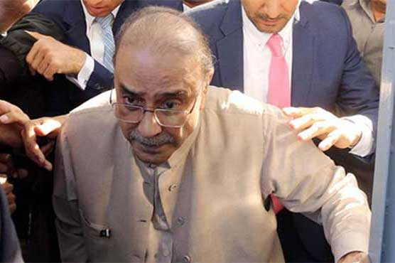 IHC orders Zardari to submit reply in concealment of assets case