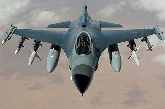 USA count found no Pakistan F-16 jet missing